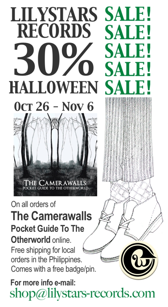 Halloween Record Sale!