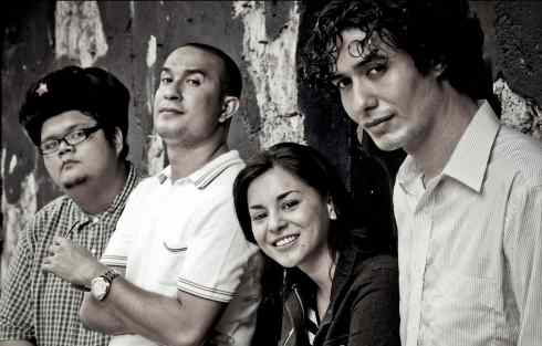 Your Imaginary Friends (from L-R: Eric Po, Ed Tanji, Tanya Singh and Ahmad Tanji)