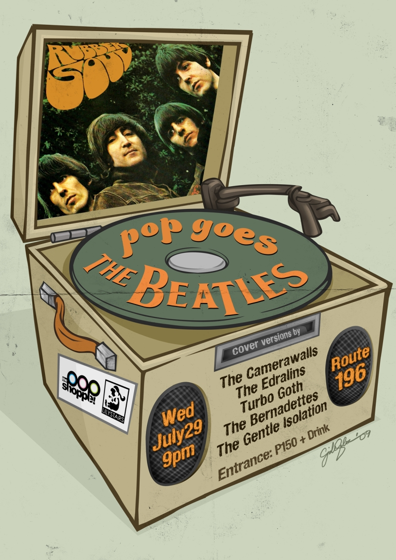 Pop Goes The Beatles