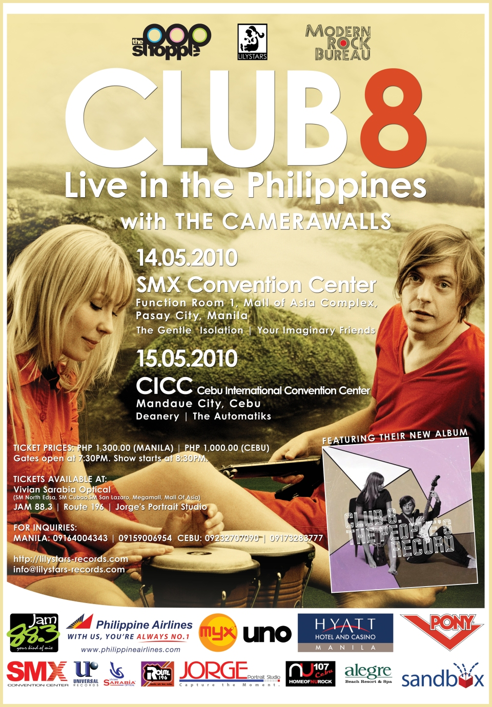 Final Club 8 E-Poster