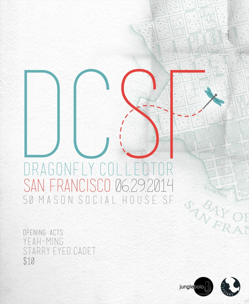 Dragonfly Collector Live In San Francisco