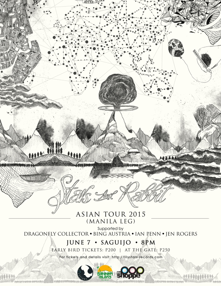 Stars and Rabbit Asian Tour 2015 (Manila Leg)