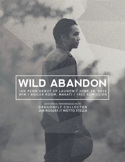 "Ian Penn ""Wild Abandon"" EP Launch"
