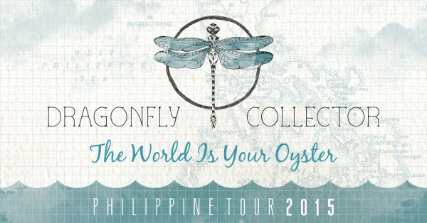 Dragonfly Collector Philippine Tour 2015